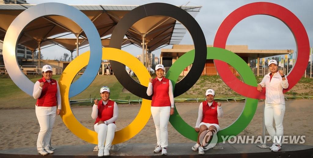 【里约奥运】韩高球女队今日开启猎金之旅