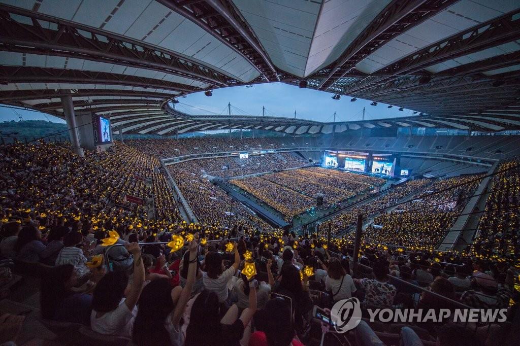 BIGBANG十周年纪念演唱会