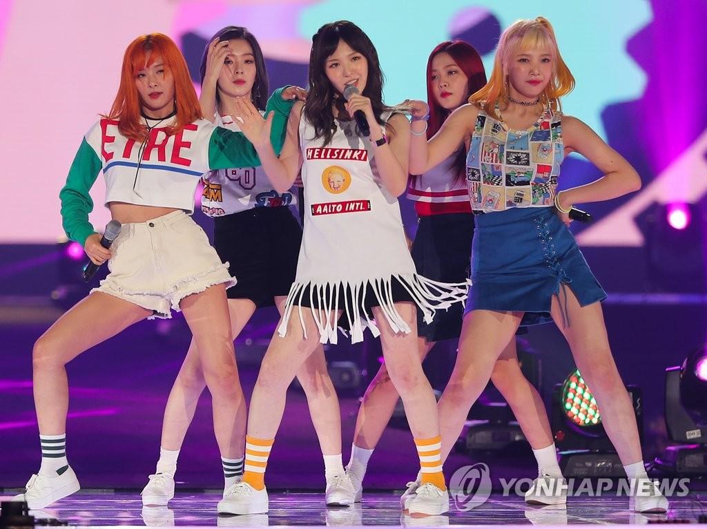 女团Red Velvet