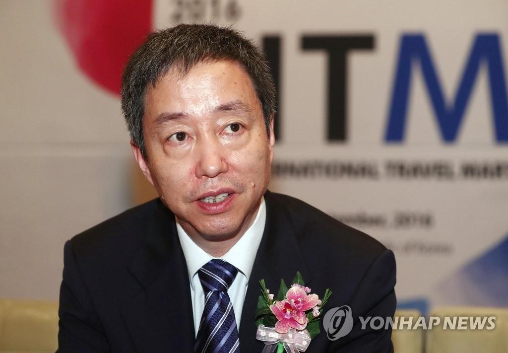 携程高级副总裁李小平