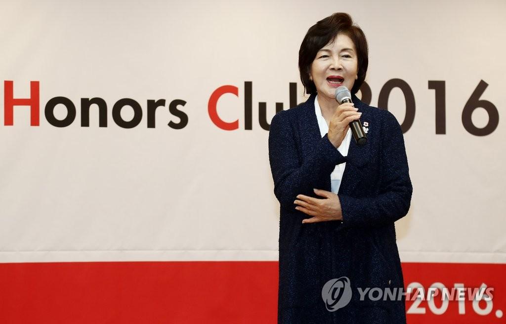 李健熙夫人持股市值猛增 或对三星接班发挥作用