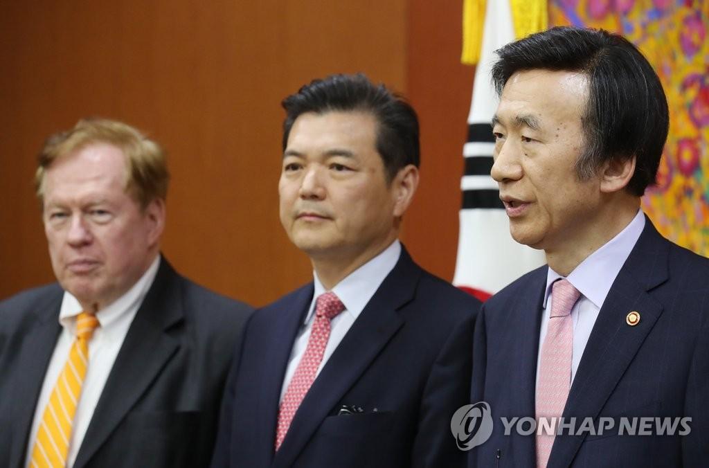 韩外长费心朝鲜人权问题