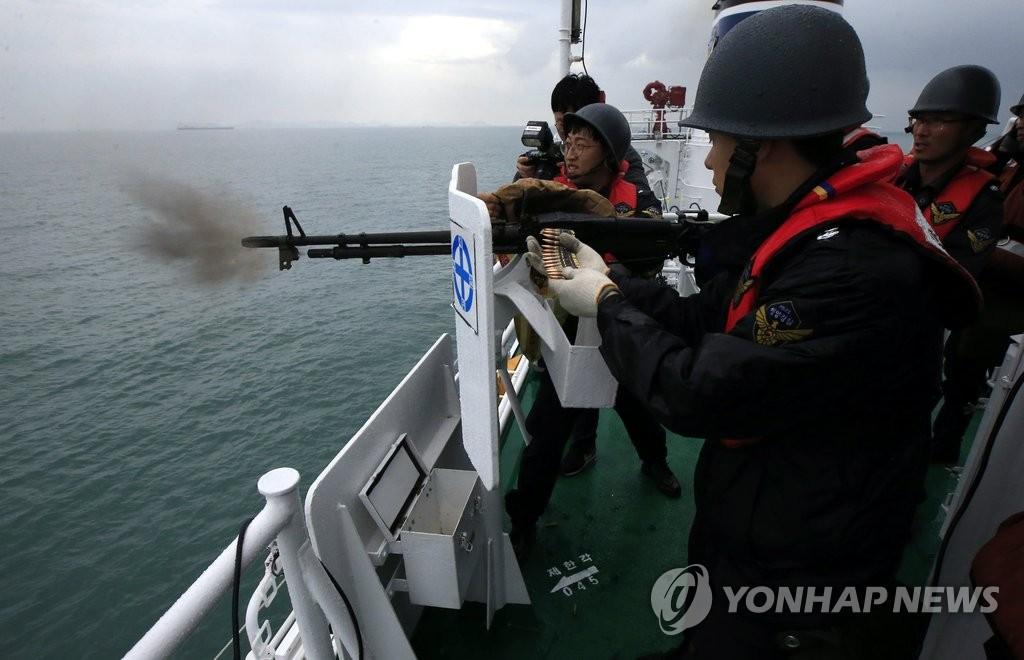 在韩非法捕捞一中国渔船缴纳240万元保证金创纪录