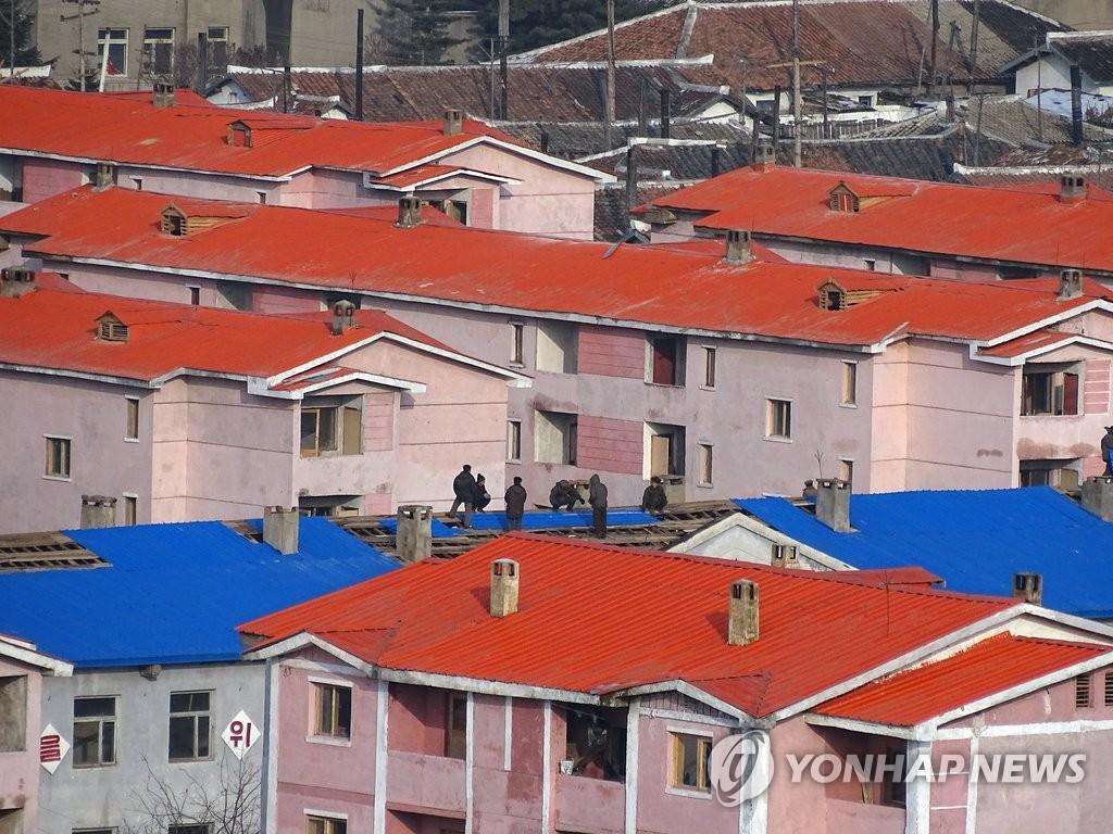 朝鲜洪水灾后重建工作接近尾声
