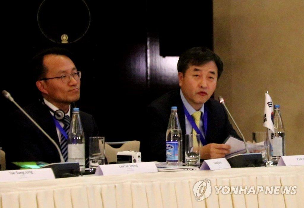 韩联社当选第17届亚通组织主席社