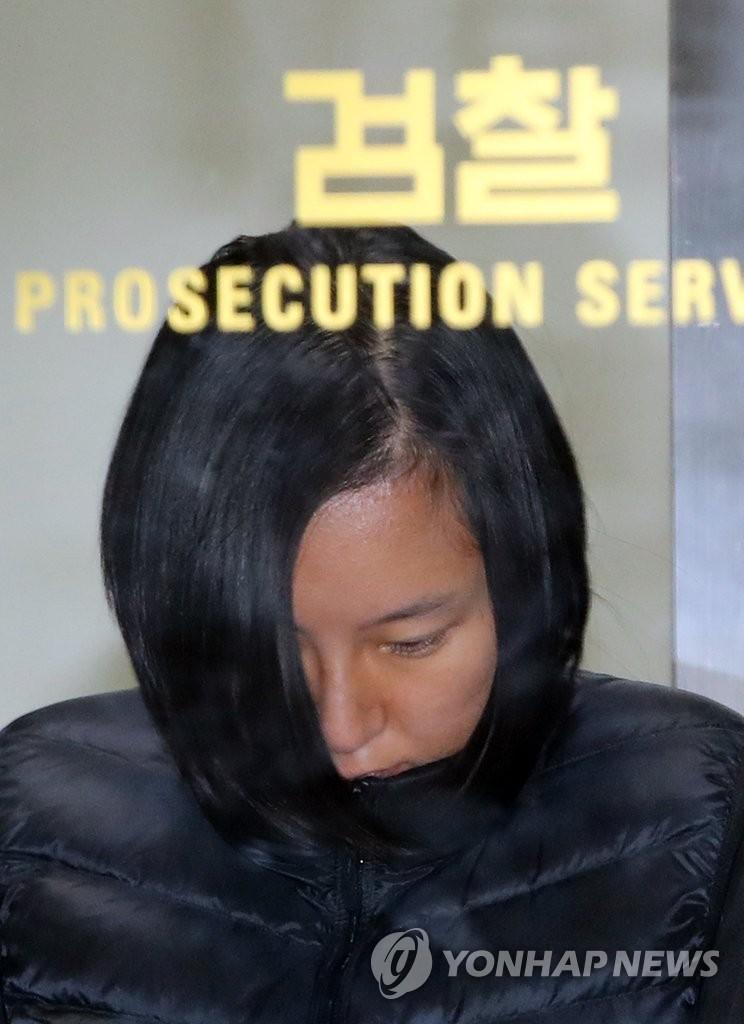 崔顺实外甥女接受检方调查
