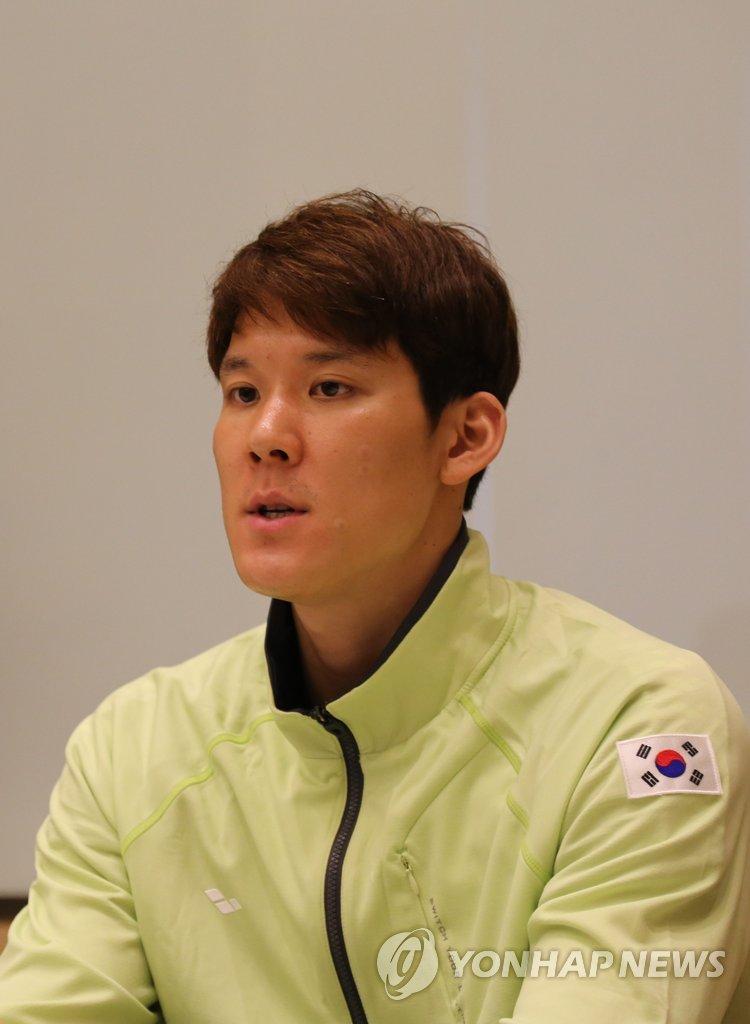 朴泰桓就被逼放弃参奥争议受访