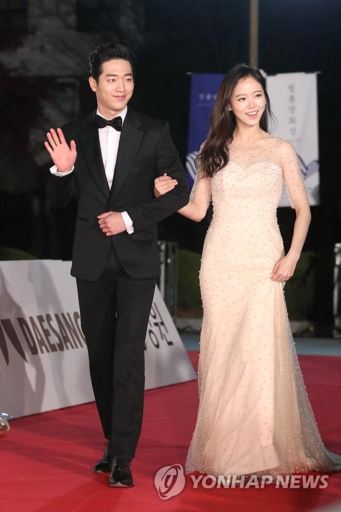 徐康俊和姜汉娜
