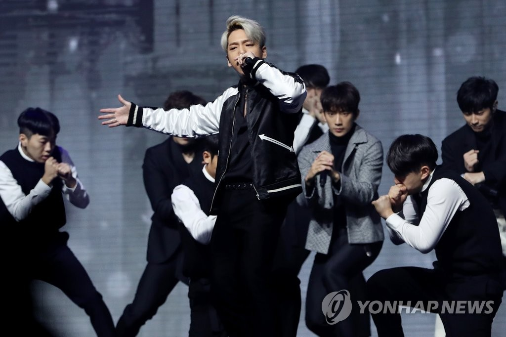 男团B1A4携新辑回归