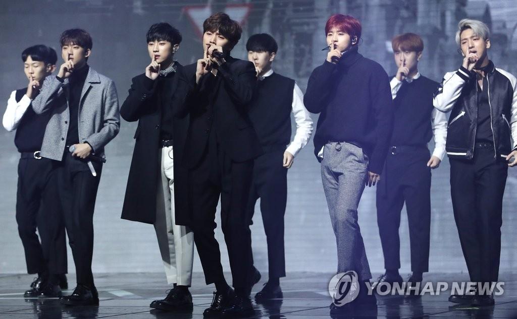 男团B1A4携正规三辑回归