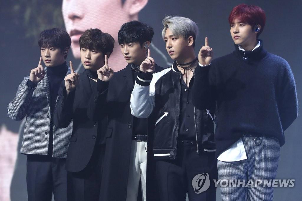 男团B1A4推正规三辑