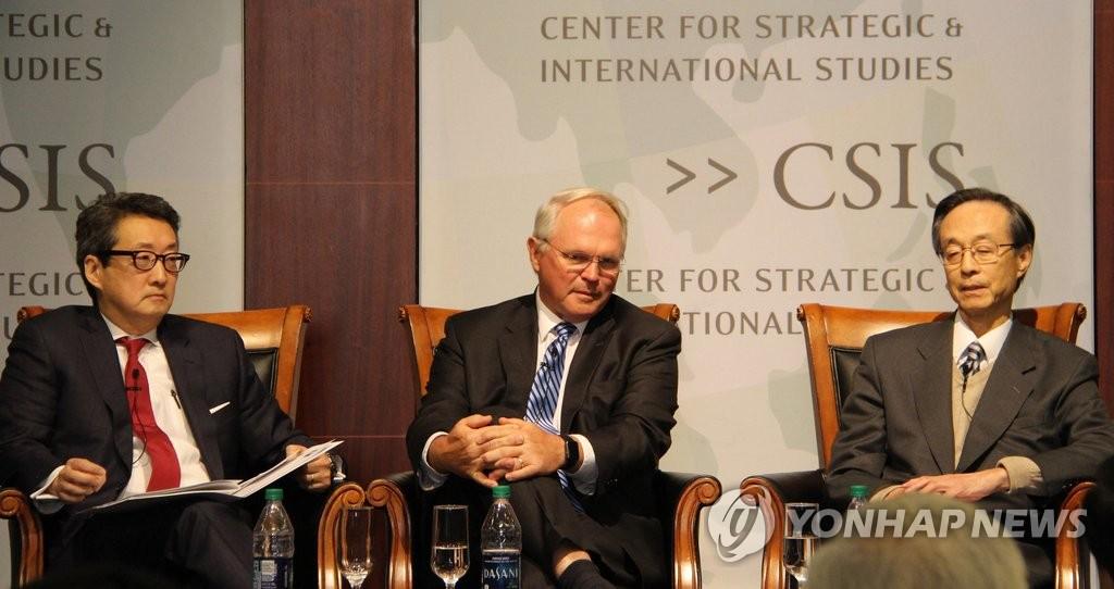 第一届韩美战略论坛在美举行