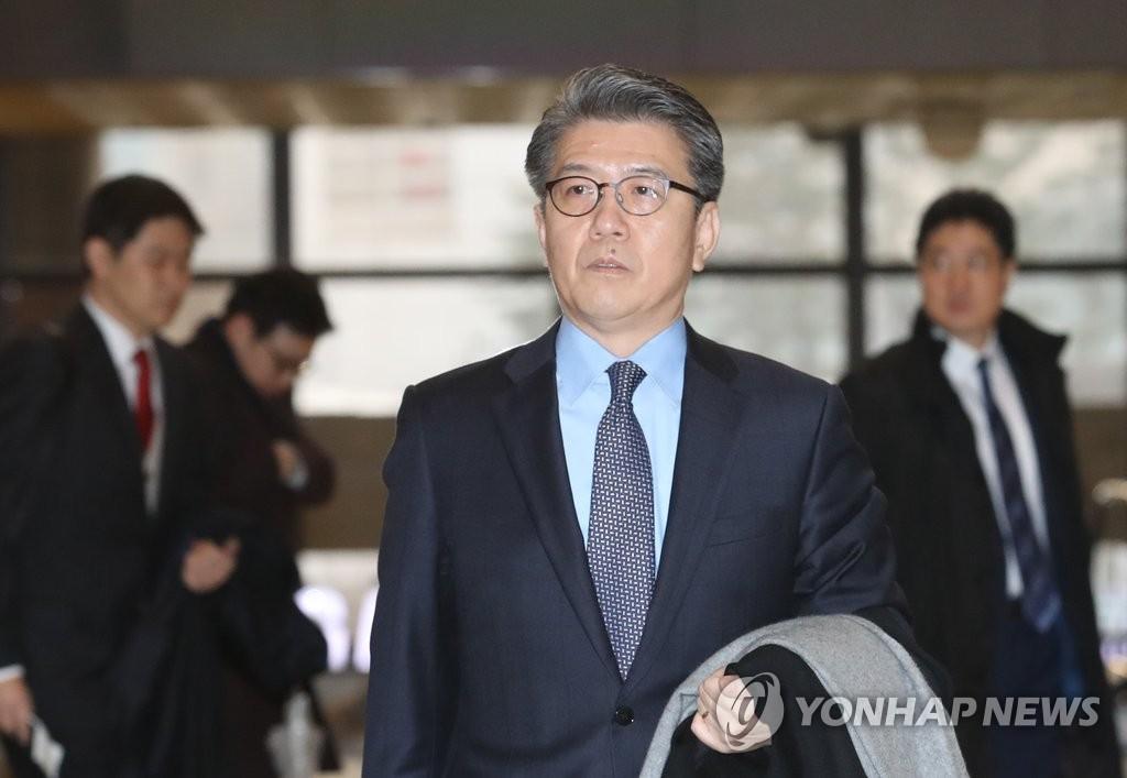 六方会谈韩方团长启程赴京