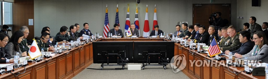 第11次韩美日安全会议本周在首尔举行