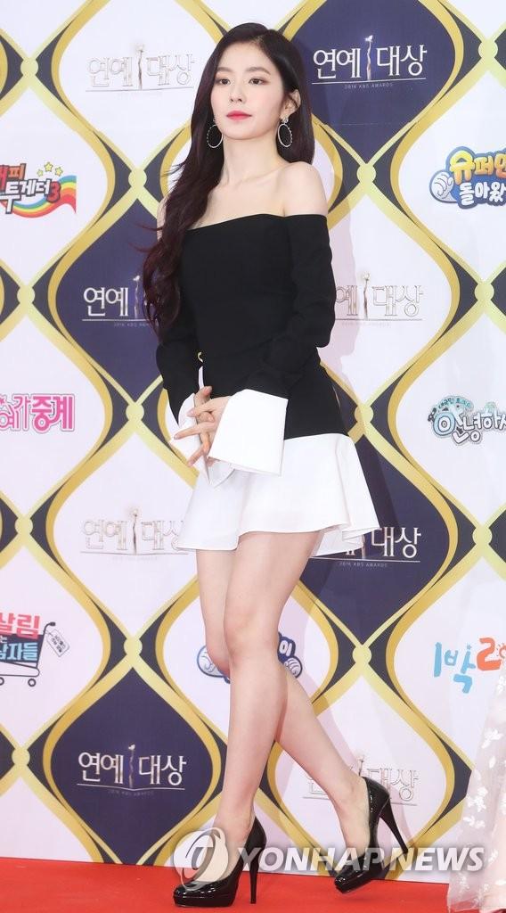 Red Velvet成员IRENE