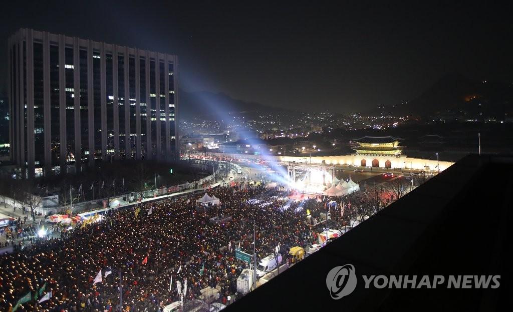 新年的首次反朴集会