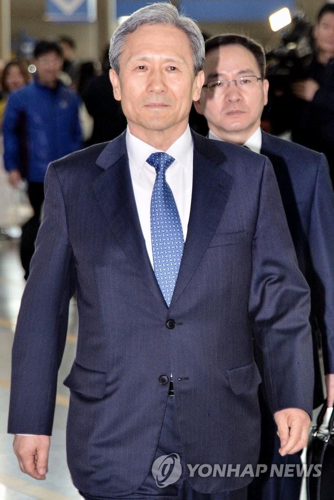 韩国家安保室长启程访美