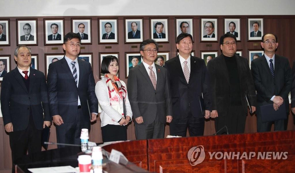 韩政府发布促进朝鲜人权基本计划