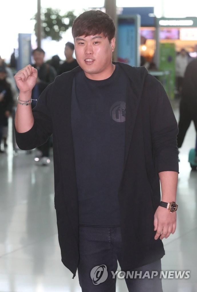 韩国棒球选手柳贤振