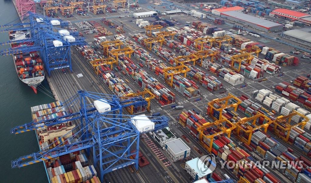 韩拟开辟更多出口目的地降低对中美依存度
