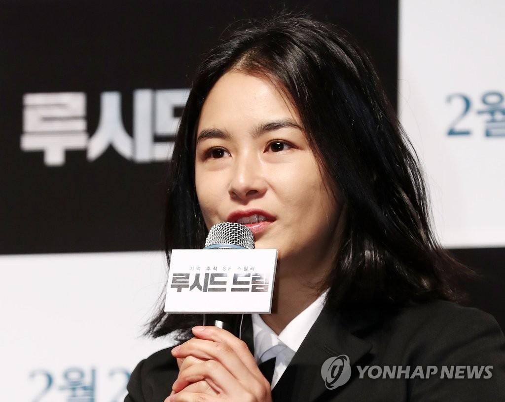 演员姜惠贞