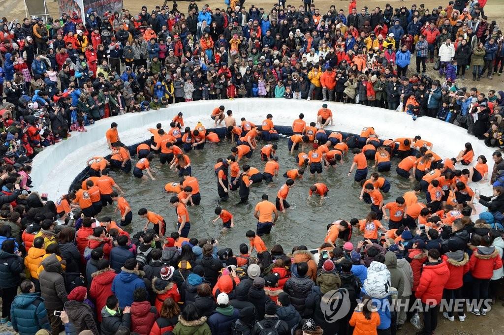 华川山鳟鱼庆典圆满收官
