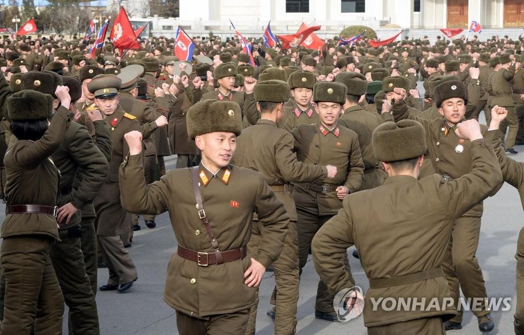 朝鲜人民武力省办舞会