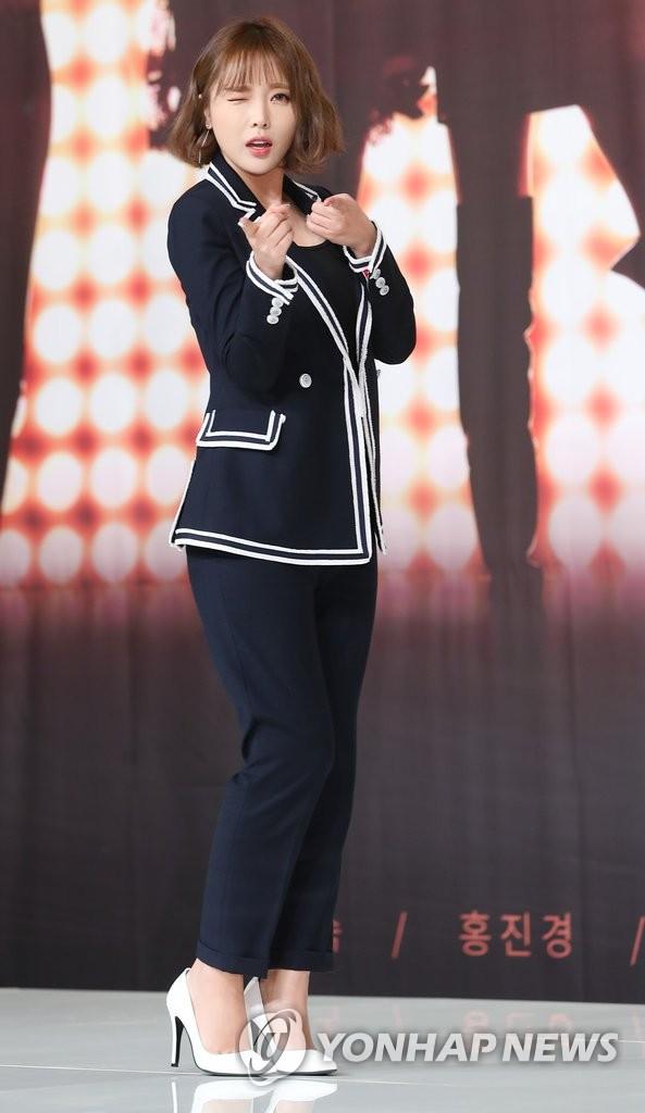 歌手洪真英