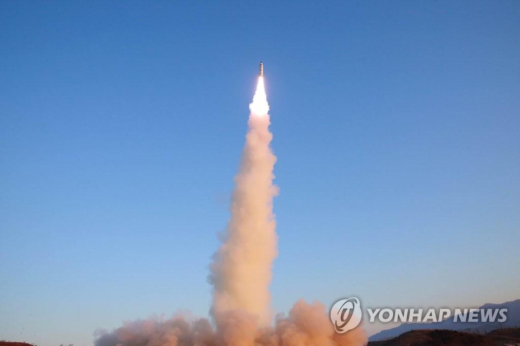 韩政府严批朝鲜射弹:挑衅只会加速其自灭