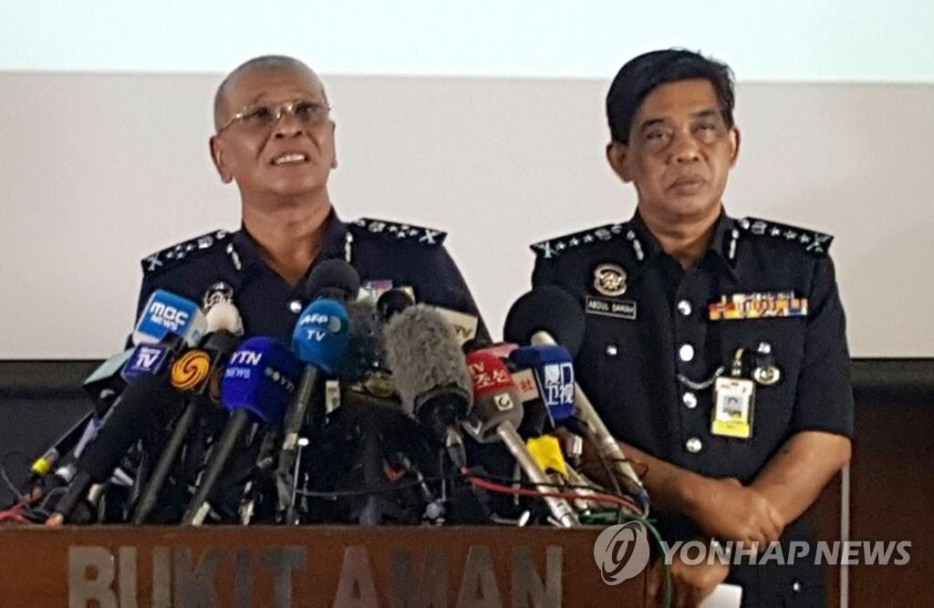 简讯:大马警方暗示金正男遭遇案或系朝鲜所为
