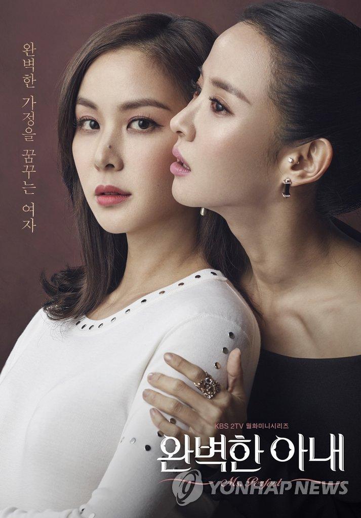 新剧《完美的妻子》海报