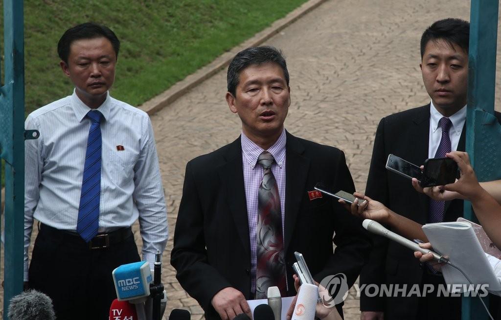 韩政府回应朝鲜称金正男死于心脏病:无需置评