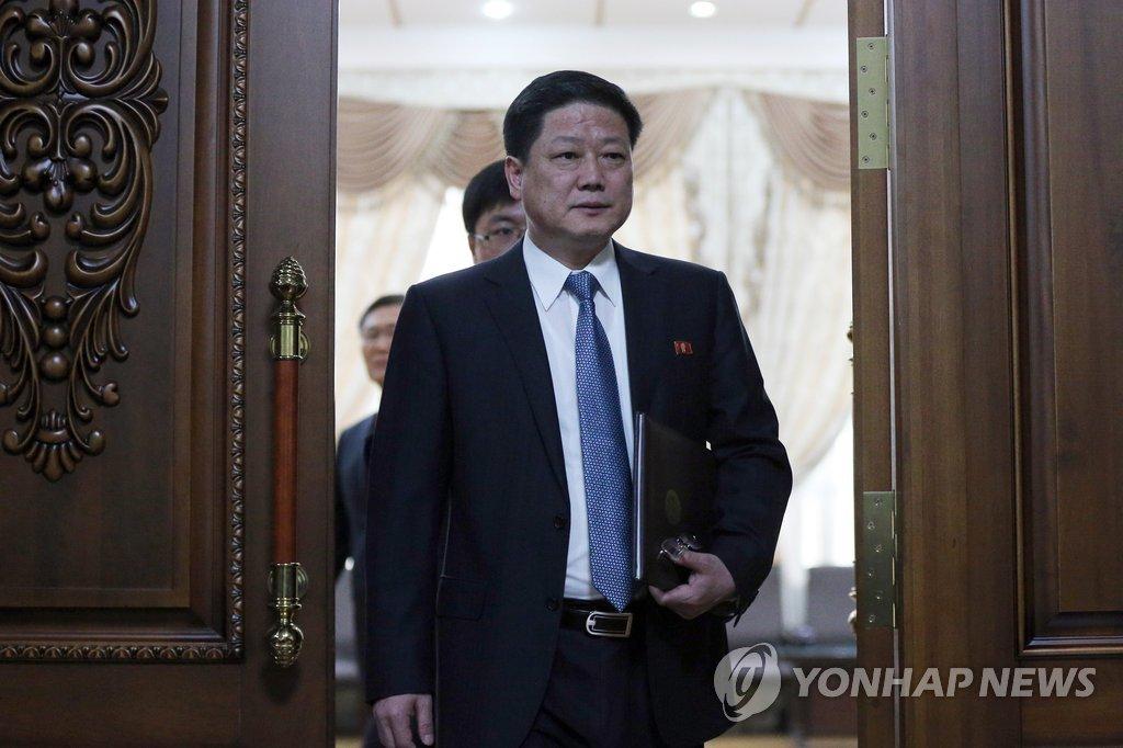 朝鲜驻华大使返朝 或为报告中国氛围