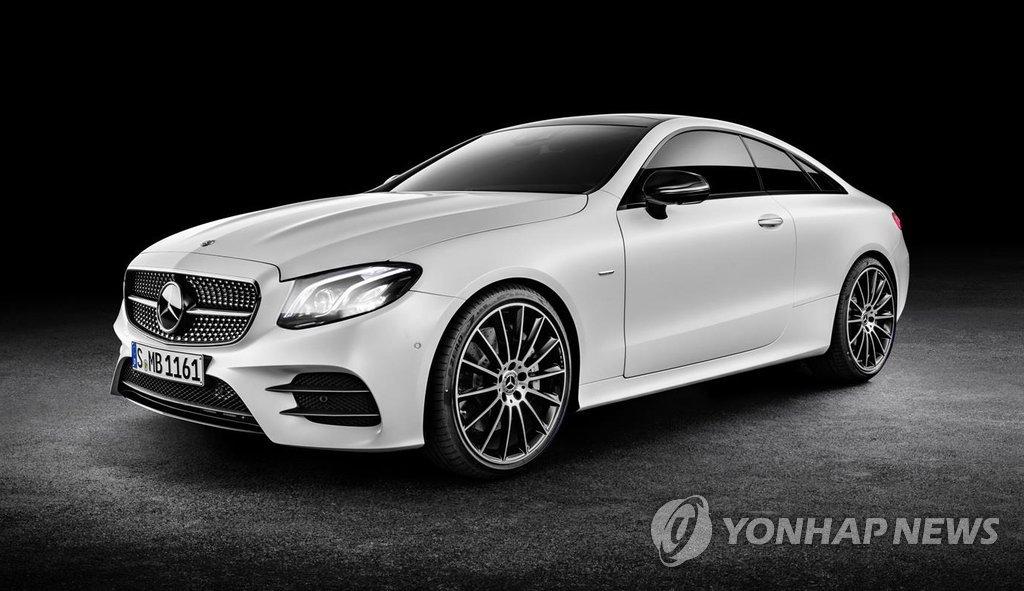 奔驰首季在韩售近2万辆居进口车榜首