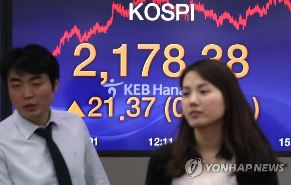 韩KOSPI股指创今年新高