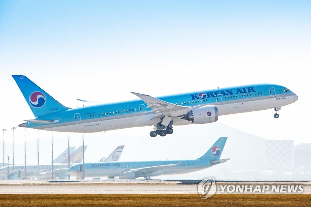 韩新航季国际航班增加 涉华航班占近三成