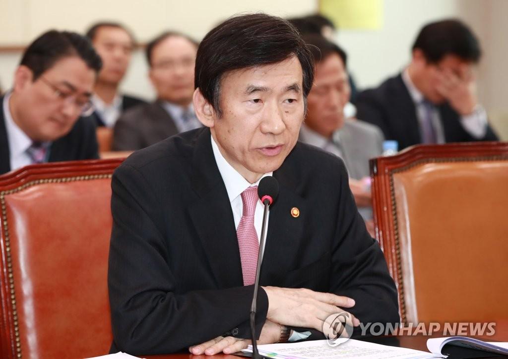 韩外长:应尽早部署萨德 新政府须理解引进理由