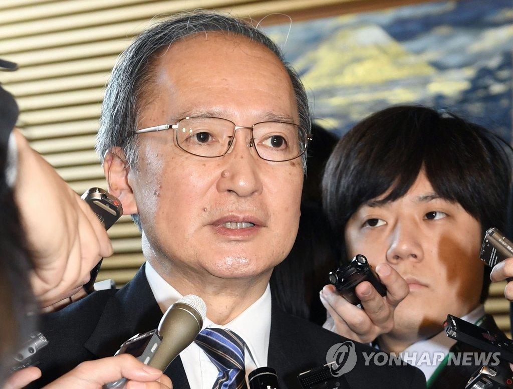韩政府:代总统是否接见返岗日大使尚待定夺
