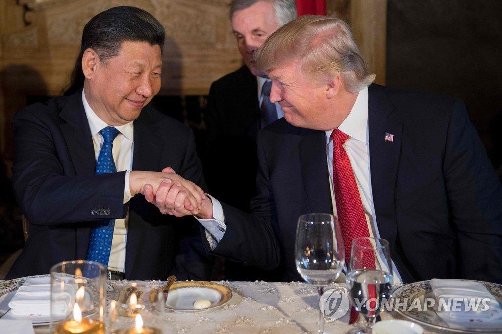 美中领导人商定加强合作遏制朝核开发项目