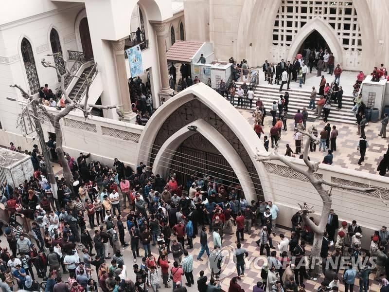 韩政府强烈谴责埃及恐怖袭击
