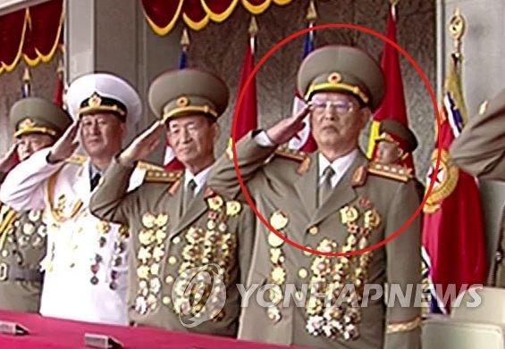 韩政府:金元弘官复保卫相与否仍不明