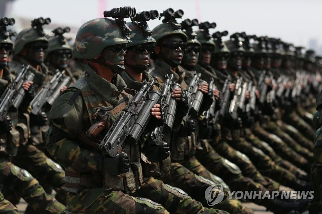 朝鲜创立特殊作战军应对韩美对朝斩首行动