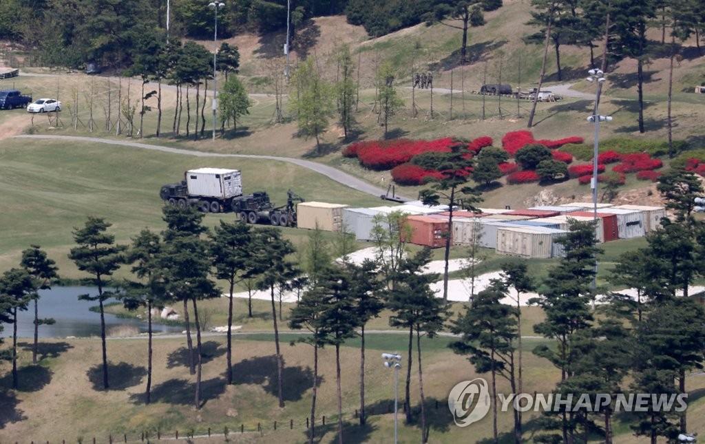 韩政府呼吁中方停止反萨措施
