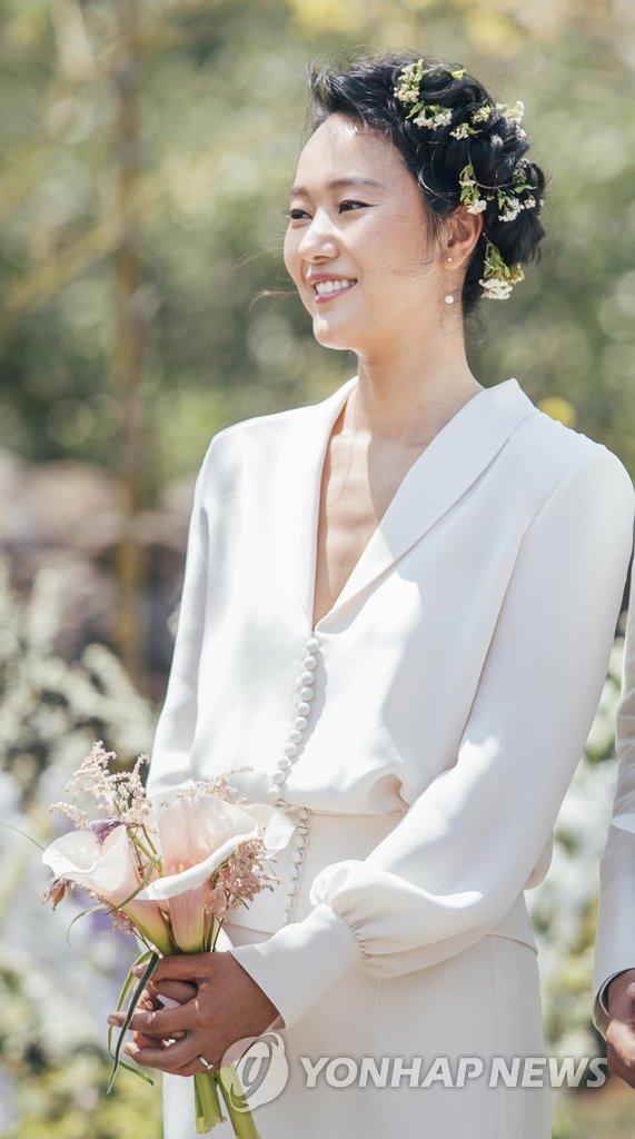 演员尹珍序在济州办婚礼