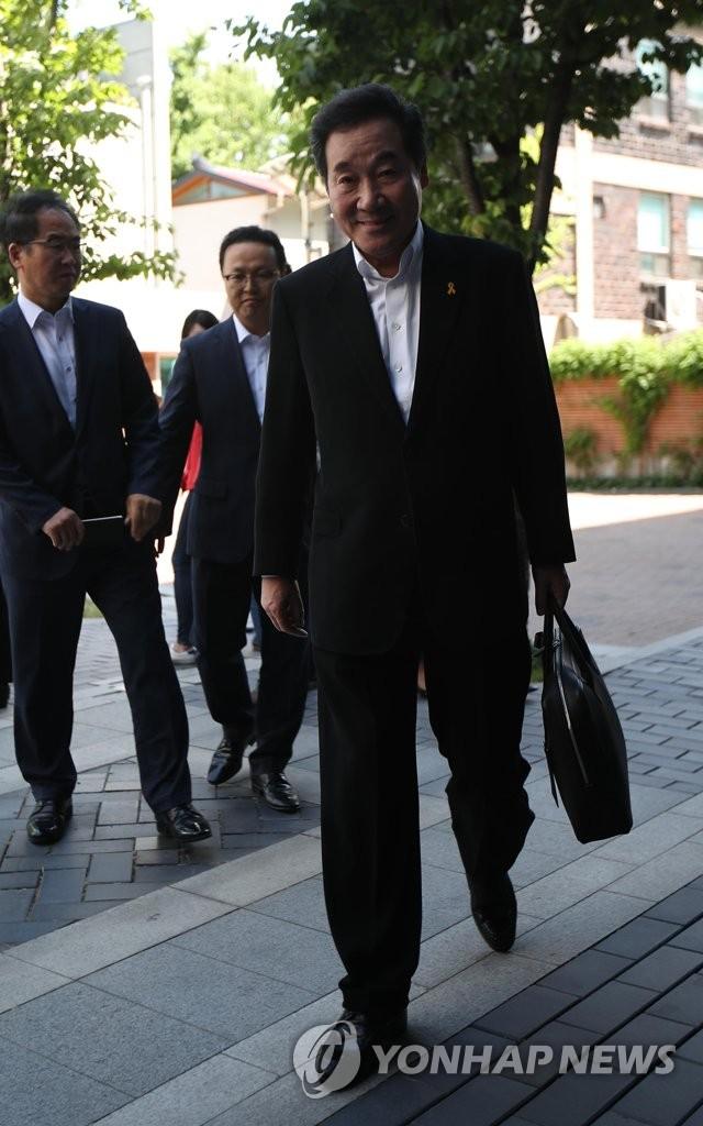 韩新任总理提名人李洛渊