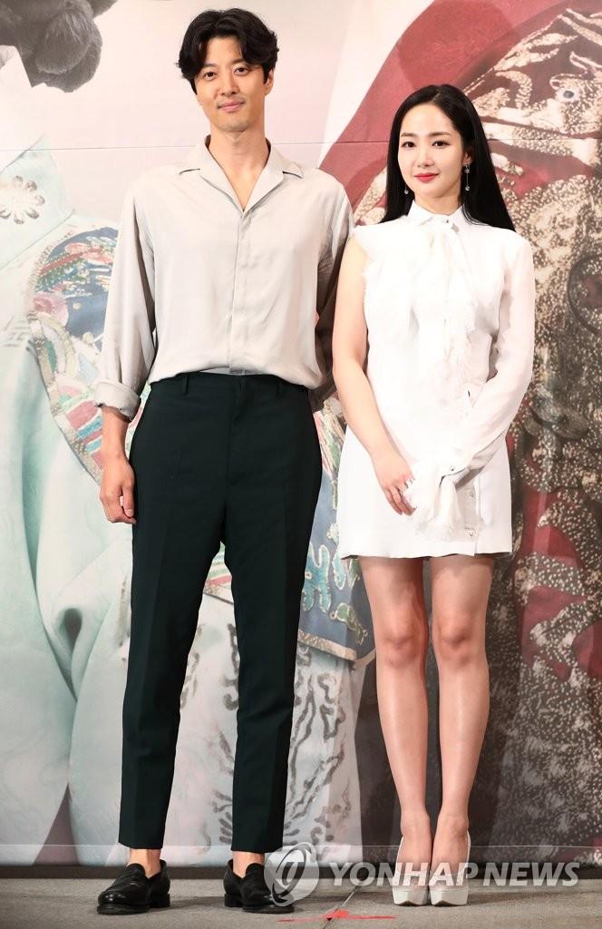 李东健和朴敏英