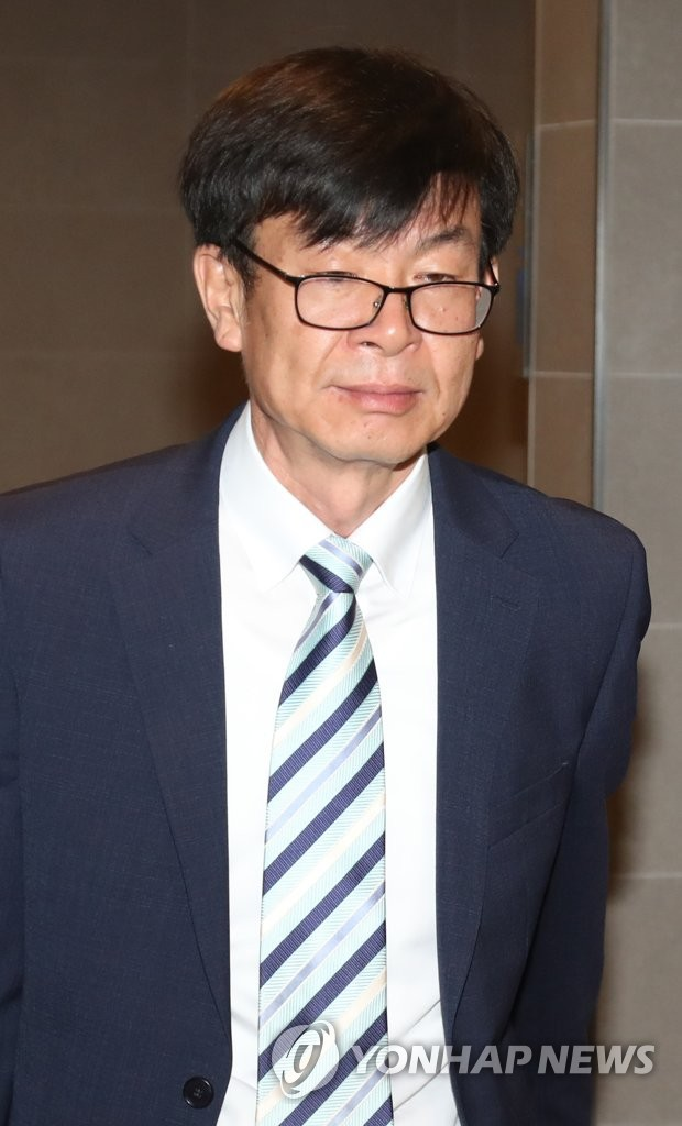 韩公平交易委员长候选人金尚祖