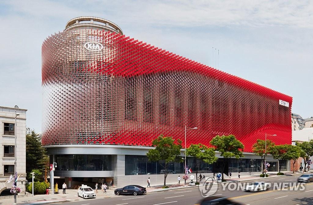 韩起亚汽车品牌体验店即将开业