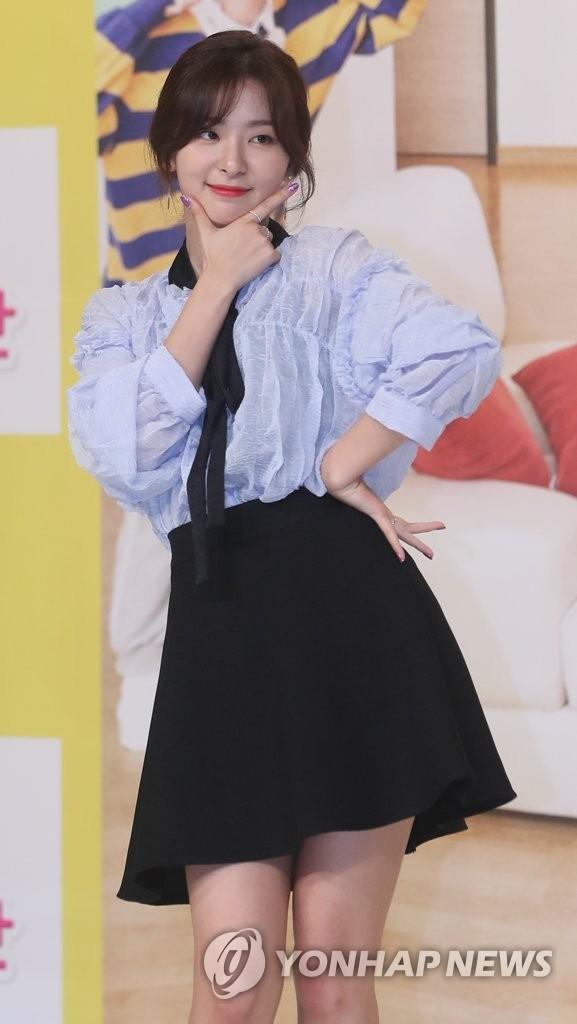 Red Velvet涩琪