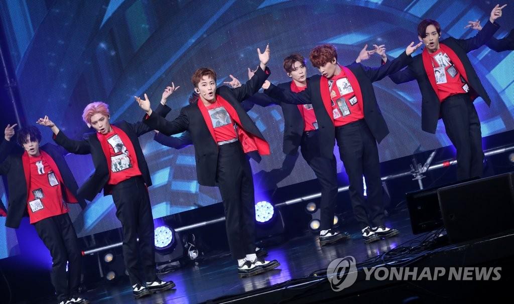 男团NCT 127携新辑回归